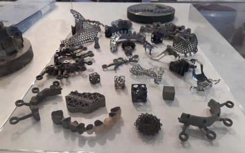 Ipar Napjai kiállításon nyomtatott minták